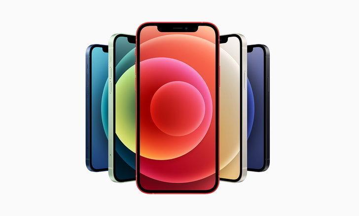 เปิดราคาอย่างเป็นทางการของ iPhone 12 ในประเทศไทย เริ่มต้น 25,900 บาท