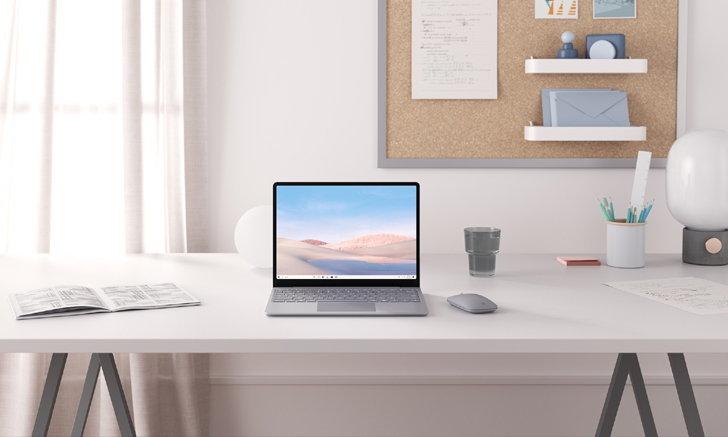 ไมโครซอฟท์เปิดพรีออร์เดอร์ Surface Laptop Go ใหม่แล้ววันนี้