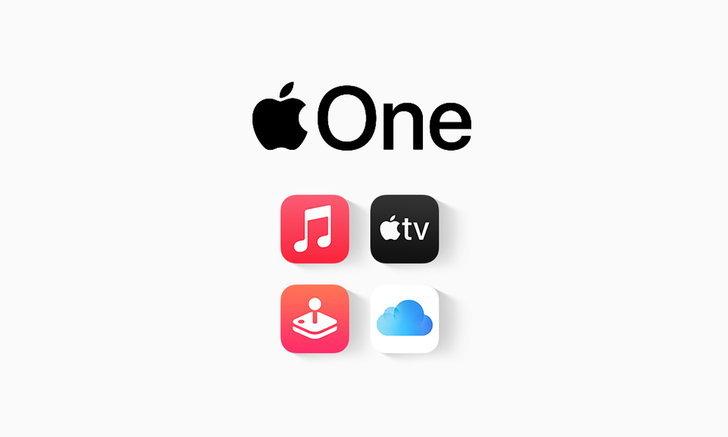 Apple One แพ็กมัดรวมบริการ Apple สมัครได้แล้ววันนี้ เริ่มต้น 225 บาท ฟรี 1 เดือน
