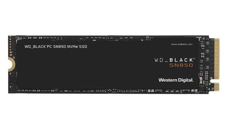 WD เปิดตัว WD_BLACK SN850 NVMe SSD รุ่นใหม่ที่เร็วแรงบนเทคโนโลยีPCIe GEN4รุ่นใหม่