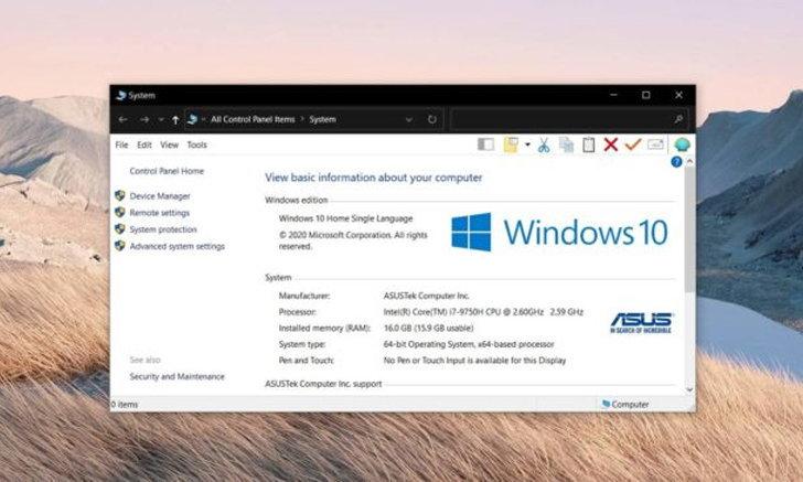 ไม่อยากบอกว่าลาก่อน Windows 10 อัปเดตใหม่จะถอด Control Panel ออกแล้ว!