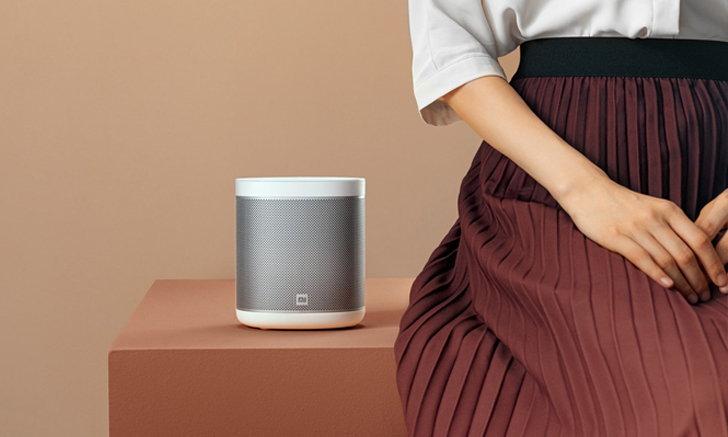 เสียวหมี่ ประกาศวางจำหน่าย Mi Smart Speaker ลำโพงอัจฉริยะ รับฟังภาษาไทย