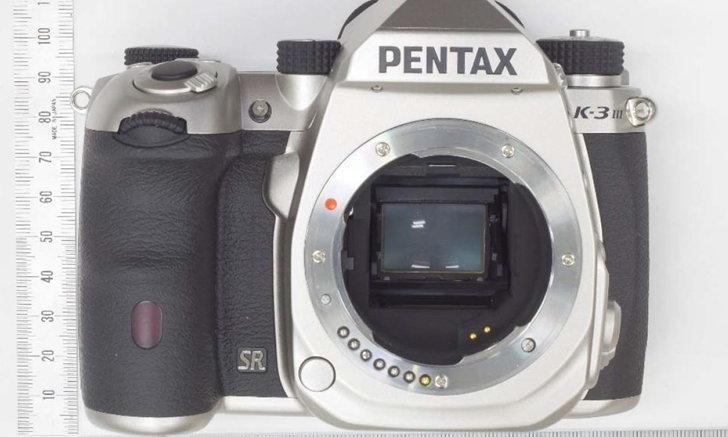 เผยภาพ Pentax K-3 Mark III กล้อง DSLR เรือธง APS-C ตัวใหม่ แบบครบทุกมุม!
