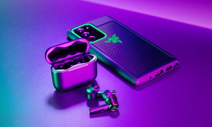 Razer เปิดตัว Hammerhead True Wireless Pro หูฟังแบบไร้สายเพื่อการเล่นเกม พร้อมกับ Hybrid ANC