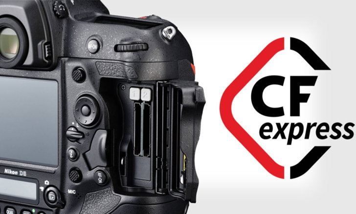 มาตามสัญญา Nikon D5, D850 และ D500 รองรับการ์ด CFexpress แล้ววันนี้