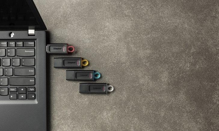 Kingston เปิดตัว DataTraveler USB Drives รุ่นใหม่ ช่วยเก็บความทรงจำที่ดีที่สุดในทุกที่ทุกเวลา