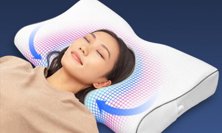 Huawei เปิดตัวหมอนอัจฉริยะ ใช้วัสดุของไทย สามารถตรวจจับพฤติกรรมการนอนได้