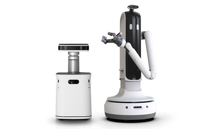 Samsung เปิดตัว Samsung Bot™ Handy หุ่นยนต์ที่อยู่ในขั้นพัฒนาในงาน CES 2021