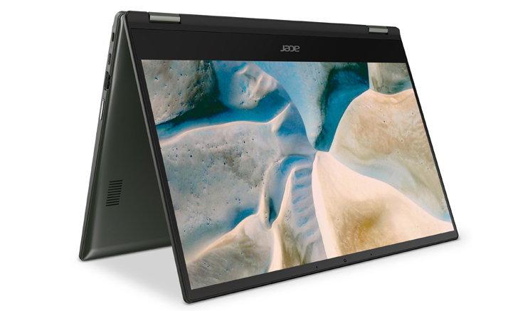เอเซอร์เผยโฉม Chromebook Spin 514 Chromebook รุ่นใหม่