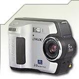 Sony MVC-FD200