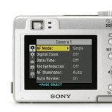 Sony DSC-W7