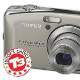 รีวิว Fujifilm FinePix F50 fd