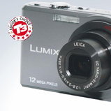 รีวิว Panasonic Lumix DMC FX 100