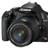 Canon เปิดตัว EOS 500D สำหรับมือสมัครเล่น