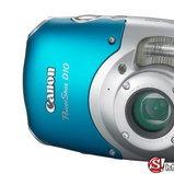 PowerShot D10 กล้องกันน้ำตัวแรกของแคนอน