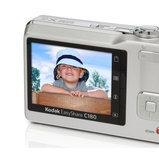 Kodak Easyshare C180 กล้องดิจิตอลสีหวานๆ