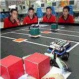 ไอเอสจับมือสถาบันเทคโนโลยีพระจอมเกล้าพระนครเหนือสานฝันเด็กไทยสร้างหุ่นยนต์อัตโนมัติ