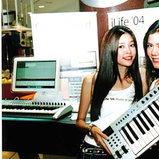 แอปเปิ้ล คอมพิวเตอร์ เปิดงาน iLife'04  Music in you