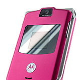 รีวิว Motorola Pink RAZR V3
