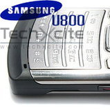 รีวิว Samsung U800 ทันสมัย สวย บาง อย่างลงตัว
