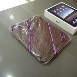 iPad un(chocolate)boxing