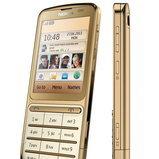 Nokia C3-01 Gold Edition
