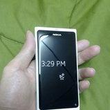 Nokia N9 สีขาว