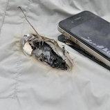 iPhone 4 ระเบิด
