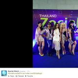 Thailand Zocial Awards 2014