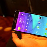 Samsung Galaxy Note 4 with 5.7