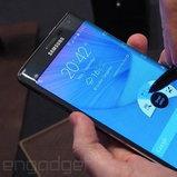 ลองขีดเขียน Galaxy Note Edge