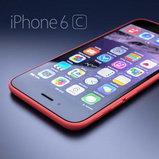 ภาพคอนเซ็ปต์ iPhone 6c