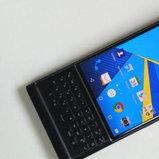 ภาพหลุดเรนเดอร์ BlackBerry Priv