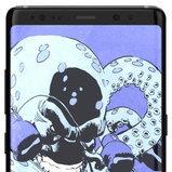 ภาพ Render Samsung Galaxy Note 8