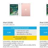 โปรโมชั่น iPad