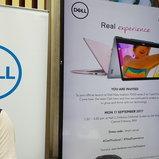 บรรยากาศงานเปิดตัว Notebook Dell