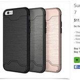 iPhone 7 และ iPhone 7 Plus เผยภาพขณะสวมเคส