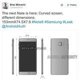 Samsung Galaxy Note 6 edge