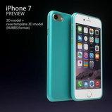 ภาพเคสใหม่ของ iPhone 7 และ 7 Plus