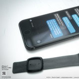 ภาพเรนเดอร์ของ iPhone 7 สีดำเข้ม(Space Black )