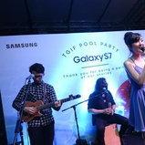 Samsung Galaxy S7 #TGIF Pool Party