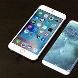 ภาพคอนเซปท์ iPhone 8