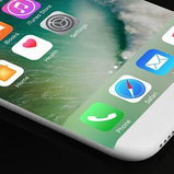 ภาพคอนเซ็ปต์ iPhone 8 : ดีไซน์แบบไม่มีปุ่มโฮม