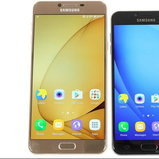 Samsung Galaxy C7 gallery