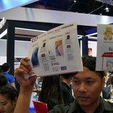 ป้ายโปรโมชั่น Thailand Mobile Expo 2017