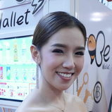 Pretty & MC งาน Thailand Mobile Expo 2017