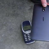 Nokia 6 vs Nokia 3310 DROP Test
