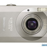 Canon IXUS 90 IS (Silver)
