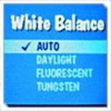 ค่าของ White Balance