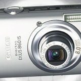 Canon IXUS 860 IS โฟกัสใบหน้าอัตโนมัติรวดเร็ว